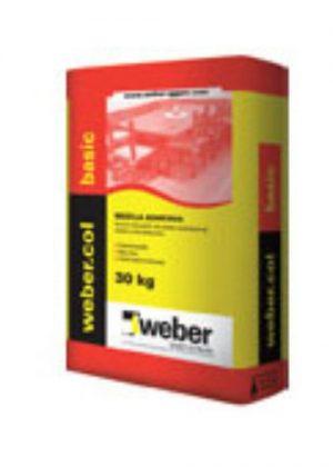 Weber Basic Impermeable (Linea Economica) x 30 Kg.