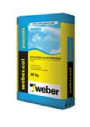 Weber Col piscinas (blanco) x 30 Kg.