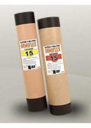 Fieltro asfaltico pesado x 40 mts (por pedido)