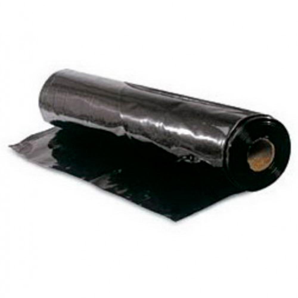 Rollo Polietileno Negro 200 micrones