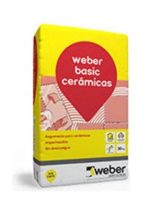 Weber Basic Cerámicas