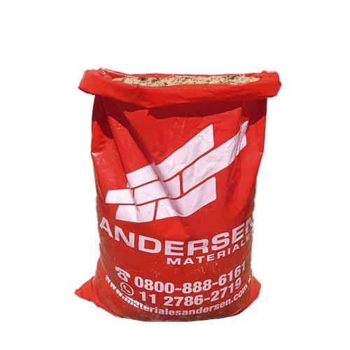 arena en bolsa