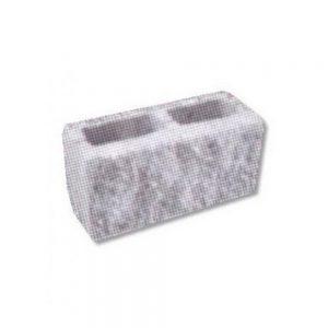 bloque de hormigon milan block split clas. gris p13 spt 12.8x39x19
