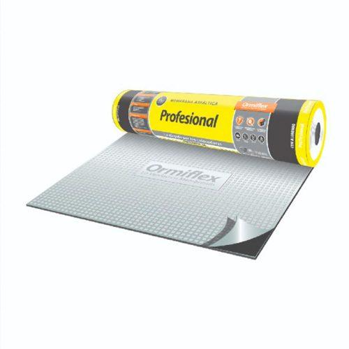 membrana 4 profesional con aluminio
