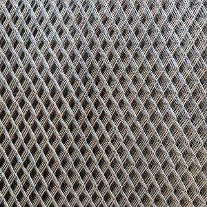 metal desplegado reforzado
