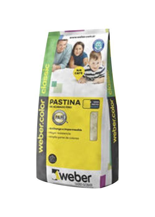 Pastina Weber x 5kg