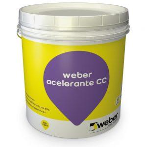 weber acelerante cc