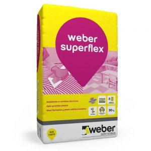 weber superflex x 30 kg