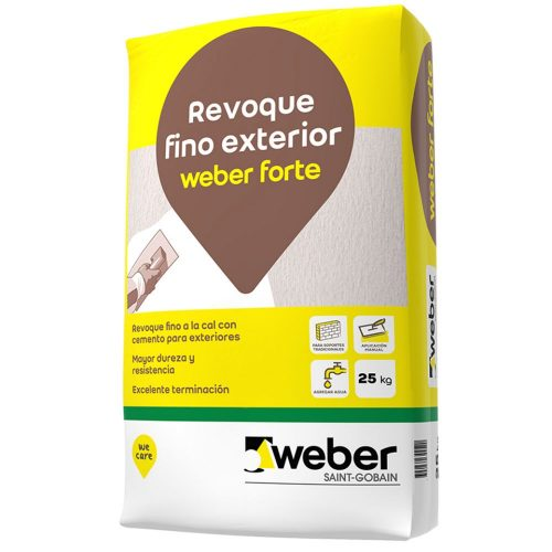 weber.rev forte (exterior) x 25 kg