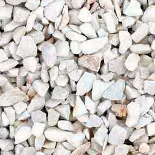 piedra blanca x m³