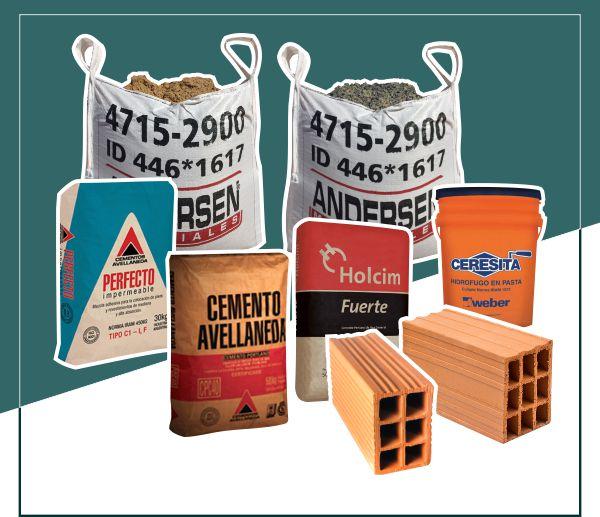 acopio de materiales de construccionacopio de materiales de construccion