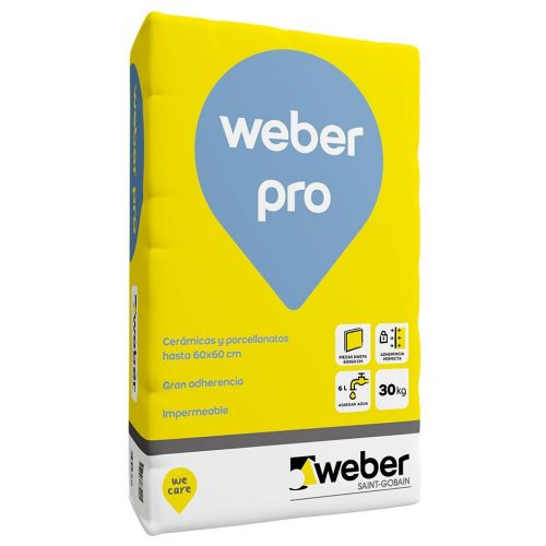 weber pro (porcelanato)