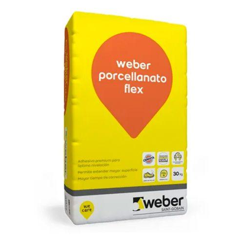 weber porcellanato flex x 30 kg