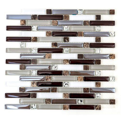 Misiones Deco - Dubai 4 Strips 30x30 4Q8004