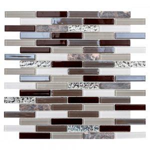 Misiones Deco - Jumeirah 4 Strips 30x30 4Q8008