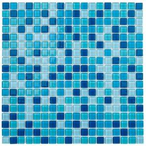 Misiones Deco - Malla Azul Cozumel V0031