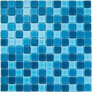 Misiones Deco - Malla Azul Traful 30x30 V0012