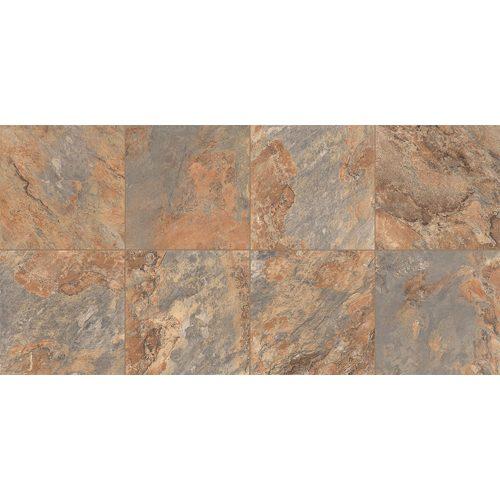 Panel Porcellanato Óxido Oscuro 61x61